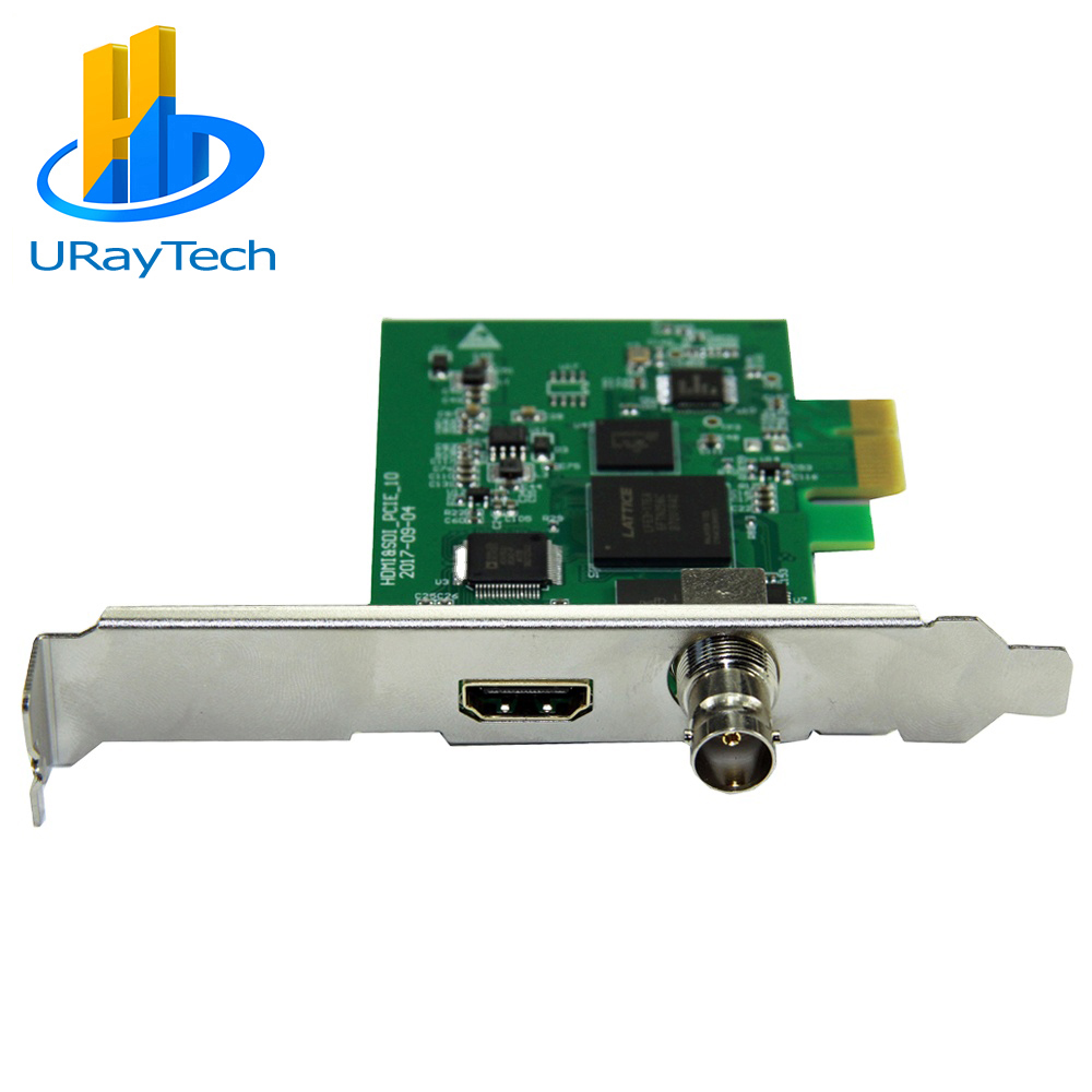 URay Full SDI HDMI-Aufnahme karte 1080p PCI-Video aufnahme karte
