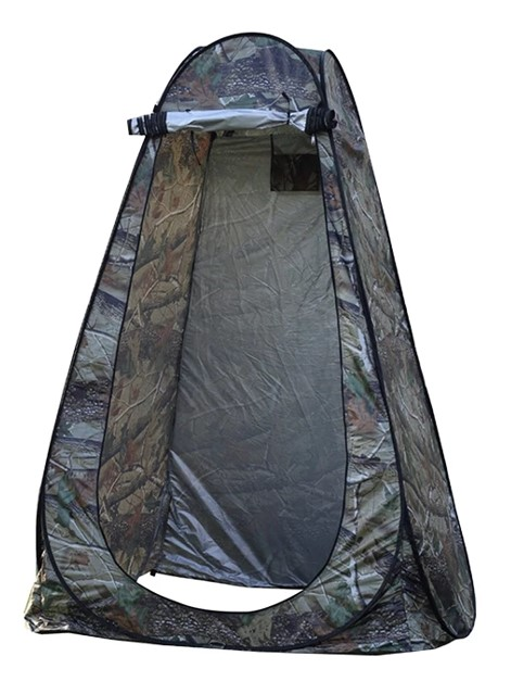portable privacy shower toilet camping camouflage tent shed UV swim dressing toilet shower tent