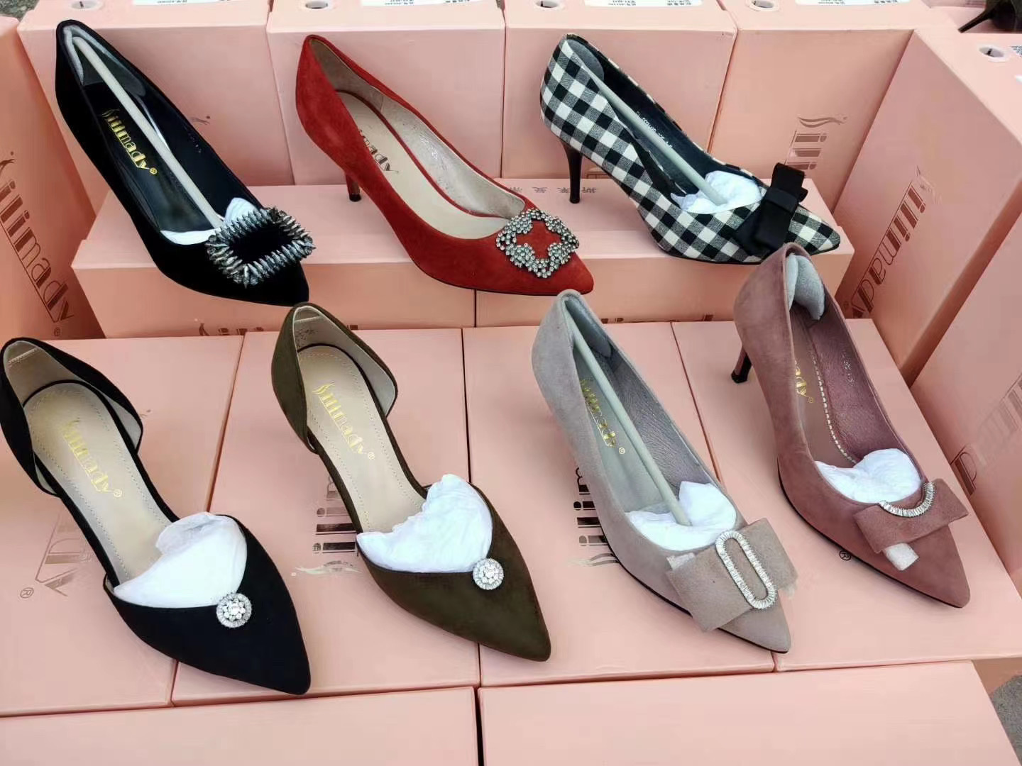 Colorful summer high deels 2021 New cheap beauty woman casual shoes W0826-8 fashion