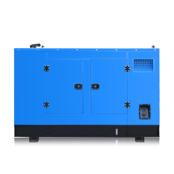 30kw 37.5kva sale diesel generator set with self protection and silent cabinet