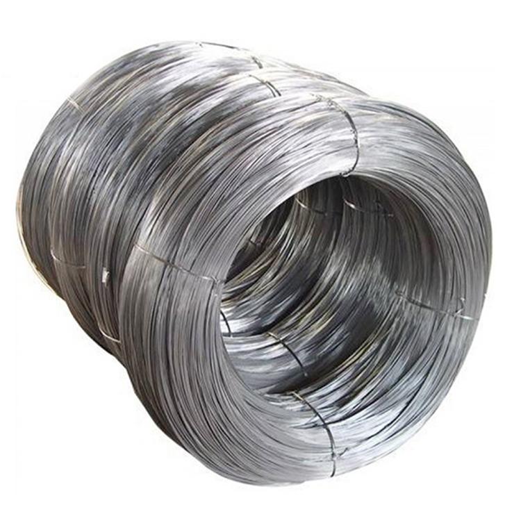 Горячеоцинкованная/электрооцинкованная железная проволока/стальная проволока для плетения проволочной сетки  Горячая окунутая/Electro провод оцинкованной стали/стальная проволока для плетения ячеистой сети переплета