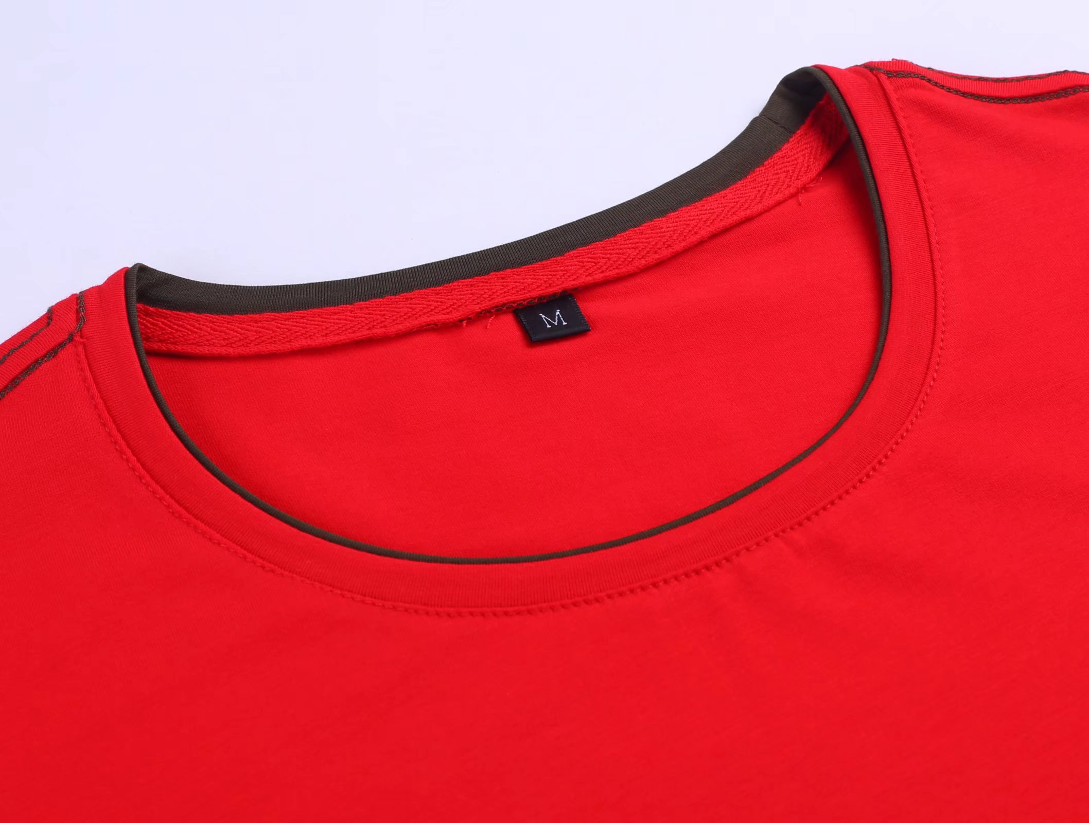 High Quality T Shirts For Blank Tshirt 190gsm Cotton Material