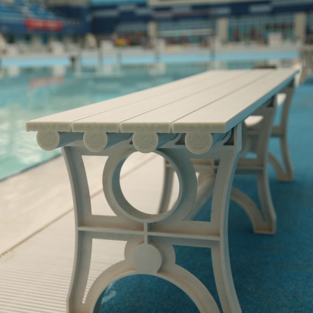 Cheap Waterproof Fashion Storage Dressing stool For Gym School