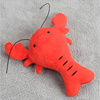 Big red crayfish