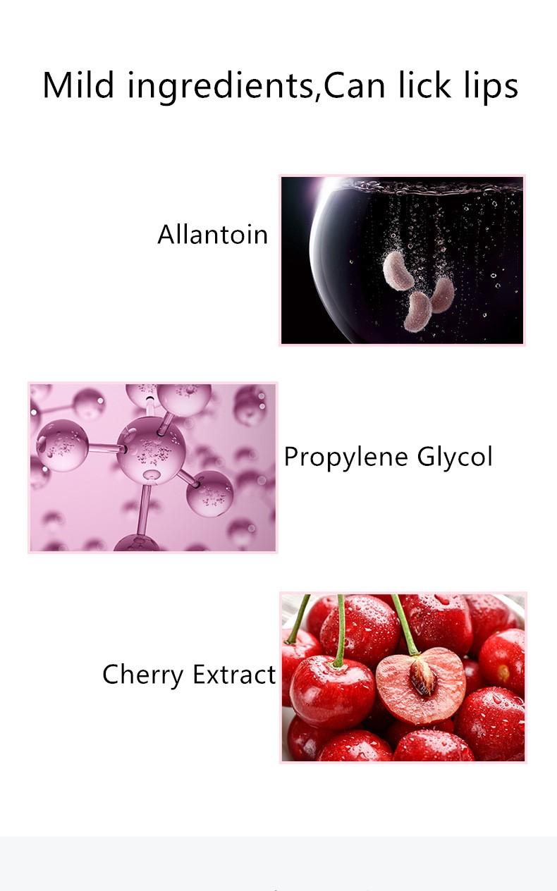 ESTELIN Cherry Blossom Pink Hydrating Lip Patch Sleeping Lip Mask