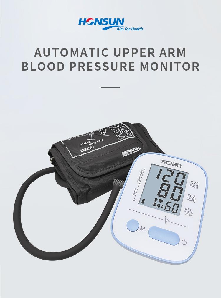 remote monitoring blood pressure machine