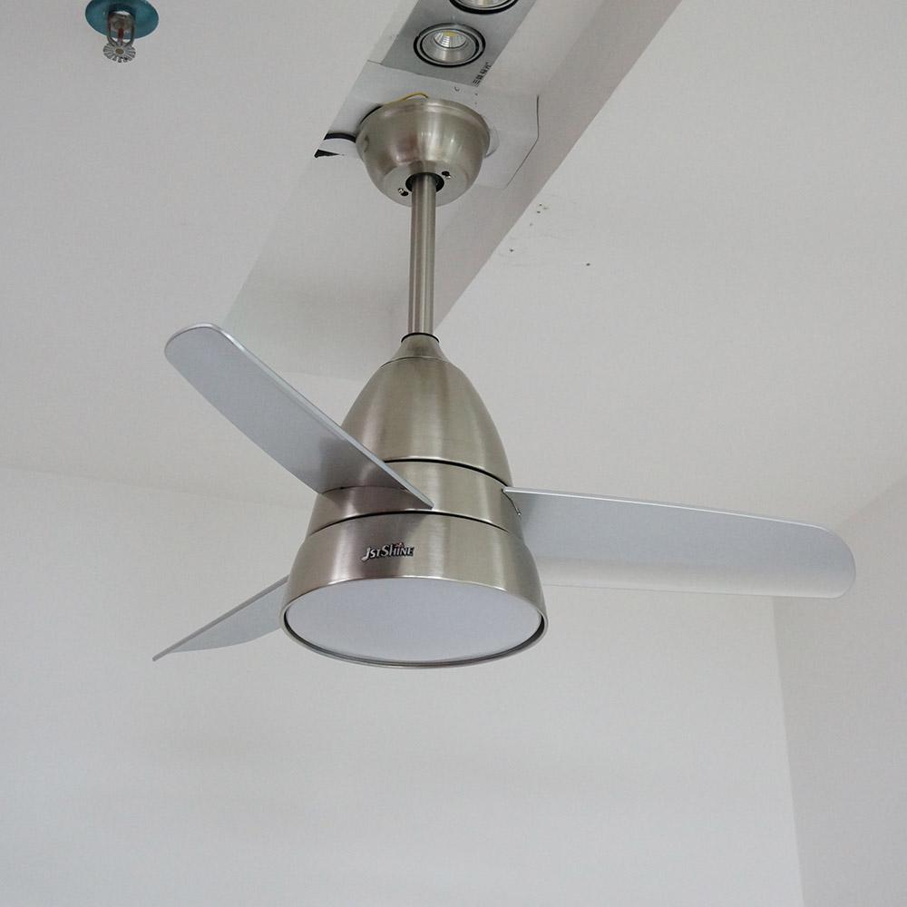 Потолочный минималистичный популярный abs низкий уровень шума низкая цена потолочный вентилятор с лампами
