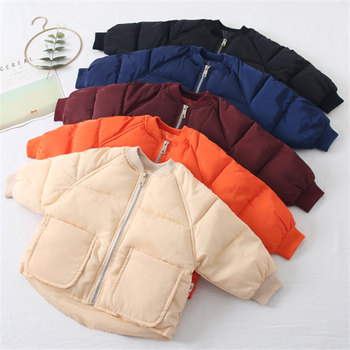 Leesourcing Winter Warm Baby Girls Jacket with Hood Baby Windproof Down Jacket Kids Super Comfortable Down Coat