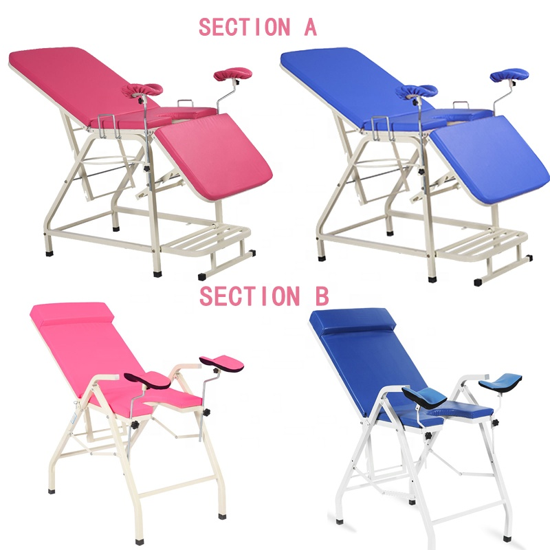 High-quality operating table Examining Chair medical multi-functional outpatient bed gynecological examination bed equipment