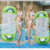 Summer Inflatable Float Bed  Water Hammock Inflatable Pool Chair  inflatable floating mattress With Mesh for kids adult