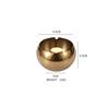 9.5cm Vàng