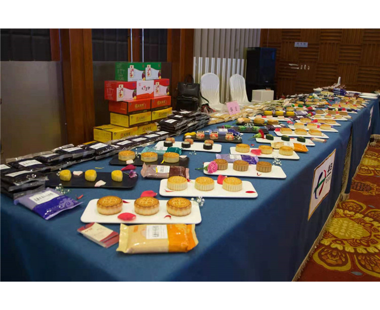 Mid-autumn Festival Mooncakes Liquid Creamy Custard Mooncakes Employee Benefits