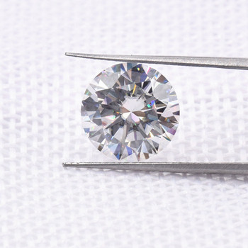 Big promotion for VVS D color round moissanite loose gems