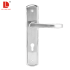 Door Lock Handle Door Lock WUYINGHAO Stainless Steel Whole Sets Door Lock Handle Sets