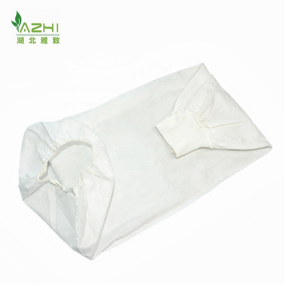 Sleeve Cover For Home Cleaning SMS Disposable White