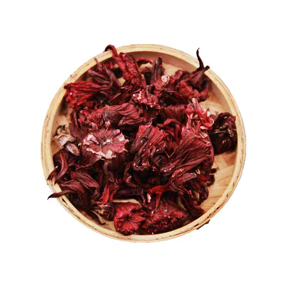 Red color Chinese classical and popular herbal tea, dried flower roselle hibiscus flower tea - 4uTea | 4uTea.com