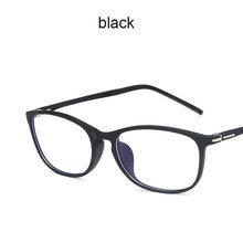 Винтажные мужские очки с оправой, прозрачные женские очки 2020, оправа для очков, Квадратные прозрачные линзы, очки, оптическая оправа для очк...(Китай)