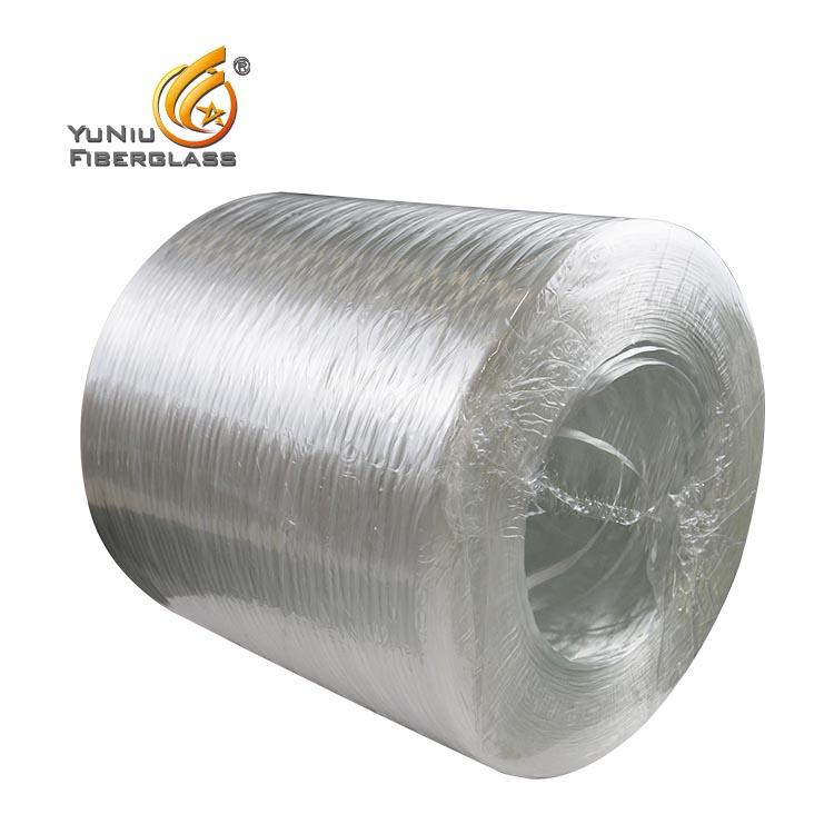 Hot sale glass fiber direct Roving for Spraying GRC