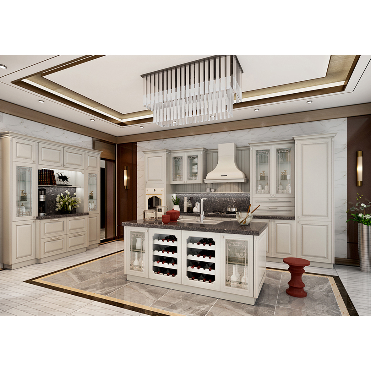 Modern European Design Pvc Membrane Kitchen Cabinets New Products Affordable Pvc Membrane Kitchen Cabinets Buy Acrylic Mdf Shutter Acrylic Mdf Kitchen Cabinet Contemporary Kitchen Cabinet Product On Alibaba Com