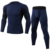 Quick Dry Breathable Compression Running Rash Set Men Gym Wear