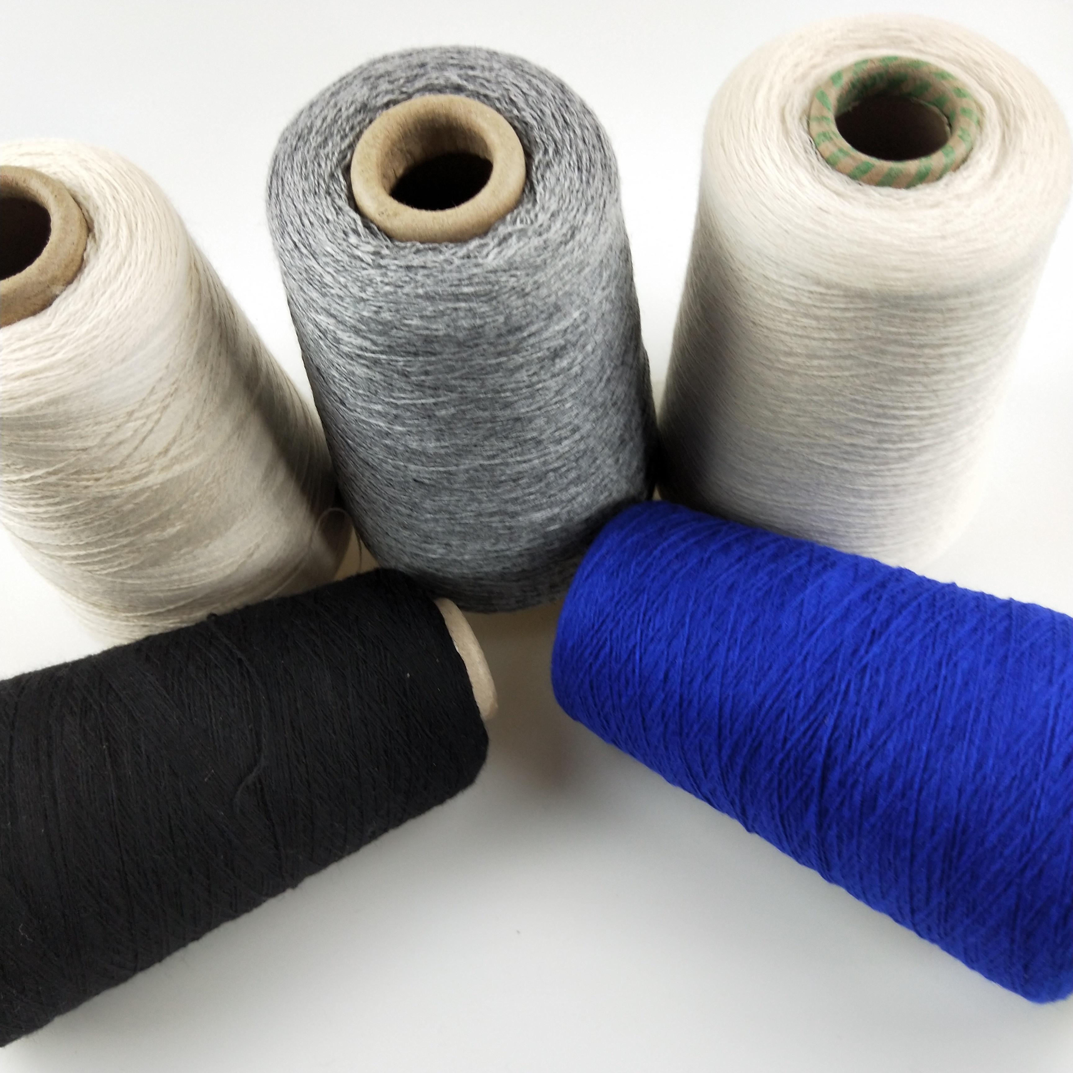 Yarn manufacturers angora blended yarn
