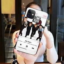 Мягкий чехол для iPhone 11 pro XS MAX 8 7 6 6S Plus X 5S SE 2020 XR Btr Big Time Rush(Китай)
