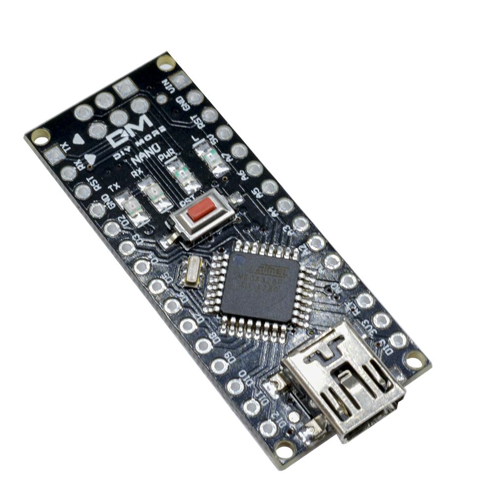 Сменная плата контроллера PL2303TA CH340G Nano V3.0 4,0 ATmega328 5 в 16 м