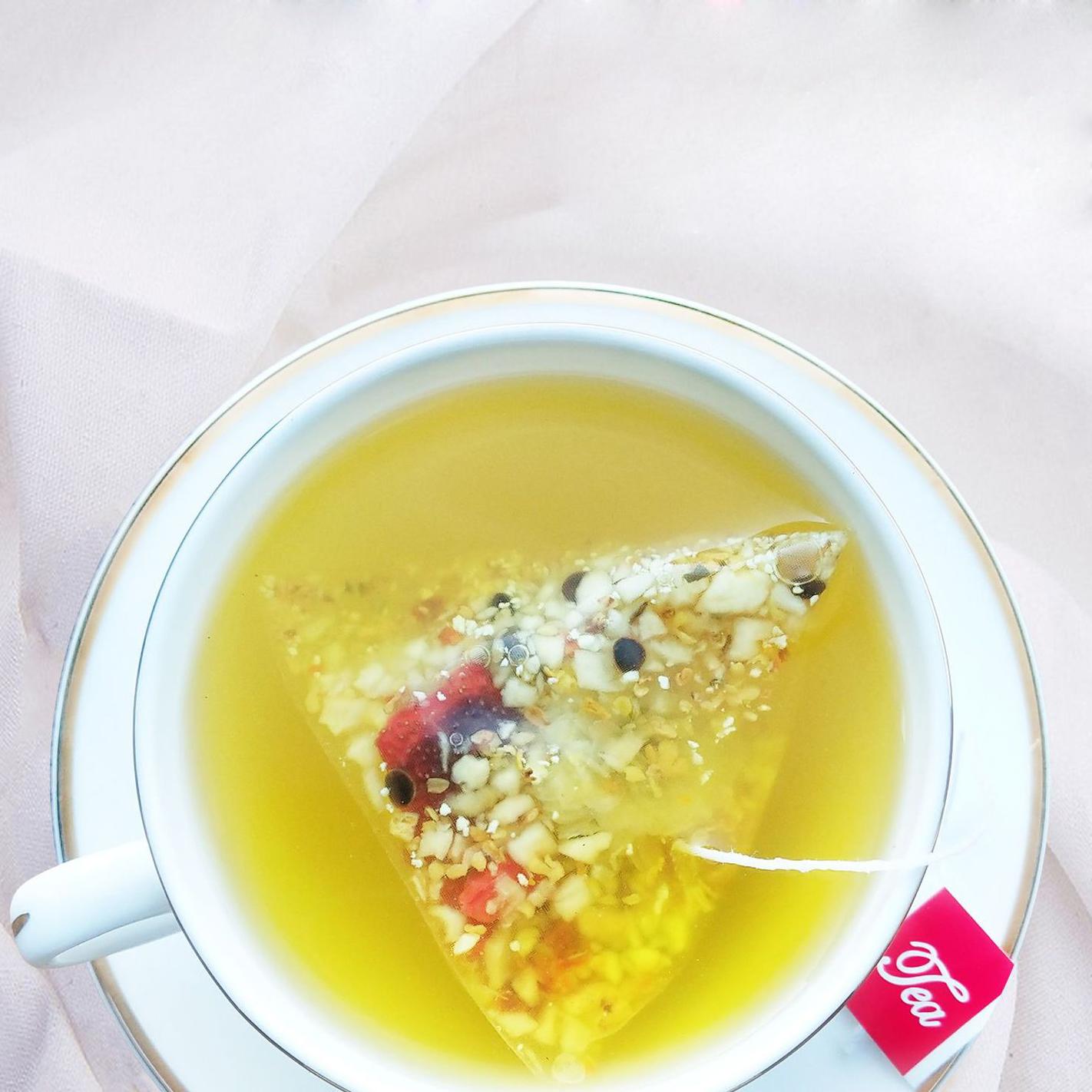 2021 Wholesale Private Label Organic Dried Flower Tea Individual Pack Bloosom Blooming Detox Herbal After-drinking Tea - 4uTea   4uTea.com