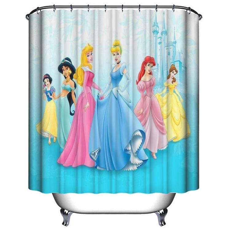 Manufacture Cartoon Girls Printed Peva Bathroom Shower Curtain Buy Cartoon Shower Curtain Peva Shower Curtain Girls Shower Curtain Product On Alibaba Com
