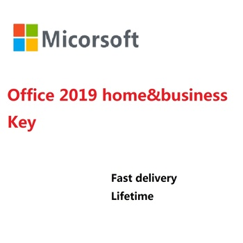 Microsoft office 2019 home & business product key 100% online activation office 2019 HB office 2019 home and business License