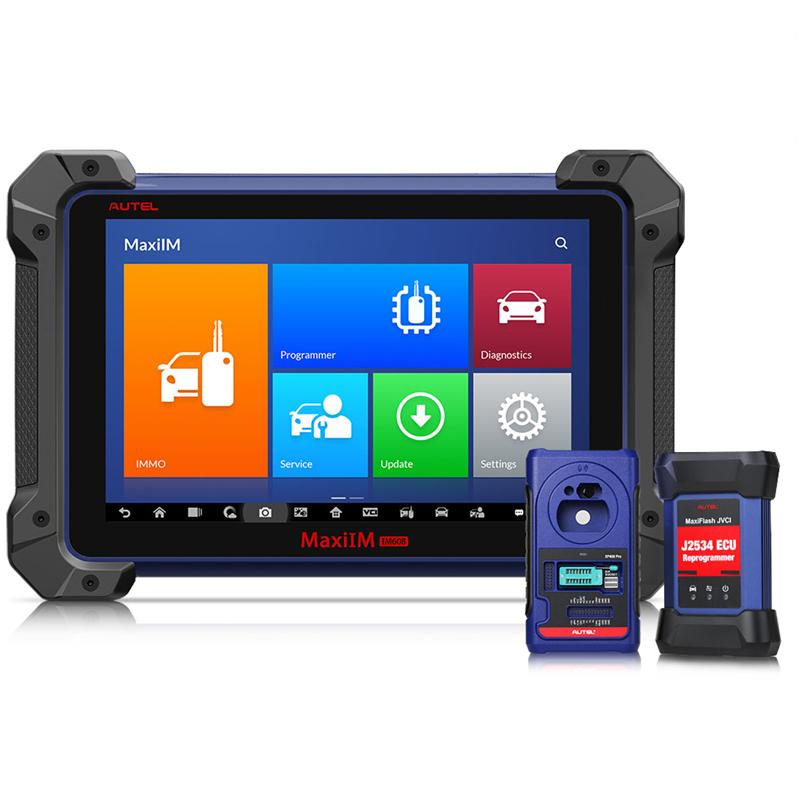 Original Autel Maxiim Im608 Advanced Diagnose + Immo + Key Programming Tool  - Buy Autel Maxiim Im608,Immo Key Programming Tool,Car Diagnostic Tool  Product on Alibaba.com