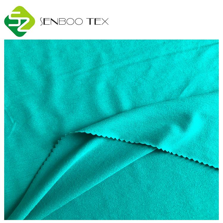 Эластичная ткань 95% Lyocell 5% эластичная трикотажная пижама и трикотажная ткань