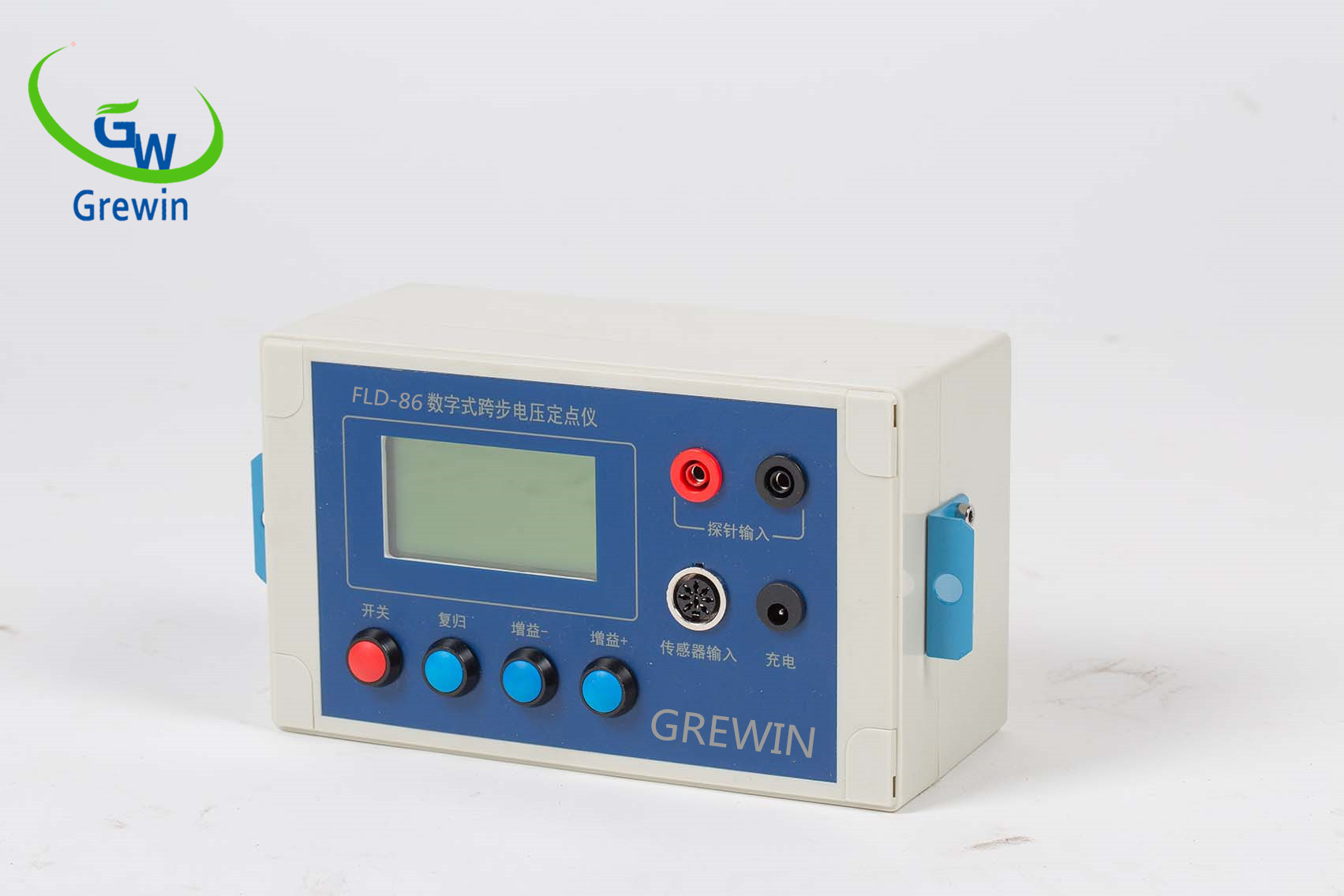 High Voltage Portable mini cable visual fault locator Power cable testing equipment