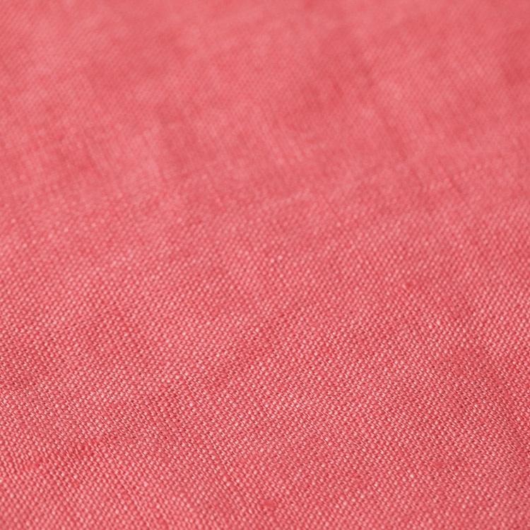 100% пеньковая ткань, промытая Органическая костюмная льняная ткань