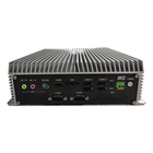 Desktop Cpu Mini Pc Intel Celeron J1900 2.0 Ghz Quad-core And 4 Threads Industrial Embedded Pc Low Price WG IPC Intel Desktop CPU Of 6th Or 7th Mini Fanless Embedded Industrial Pc With 6 COM 8 USB DIO 2 LAN