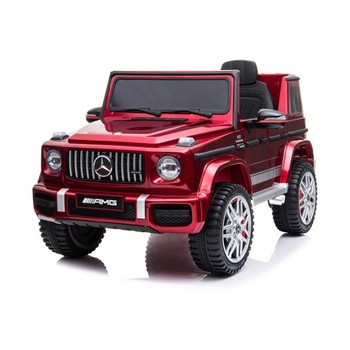 MJ1003 Licensed AMG G63 Christmas Gift Baby Electric Cars Ride On Toy Car For Kids To Drive
