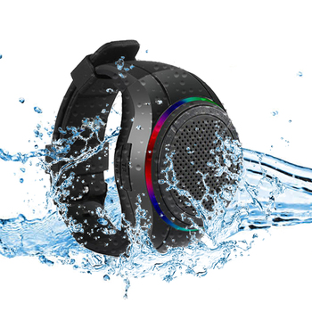 X10 IP45 Waterproof SIRI TWS BT Speaker Watch MP3 Music Player Bracelet Mini Wearable waterproof wireless speaker