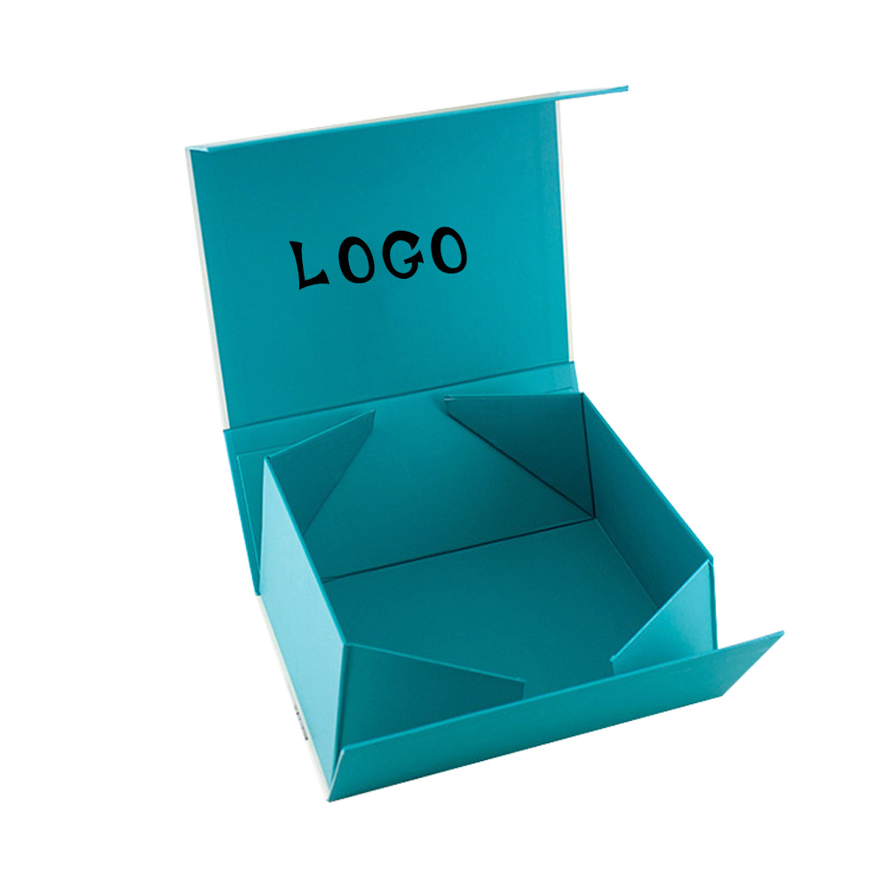 Paper Packaging Clothing Gift Kraft Carton Product Custom With Logo Package Box