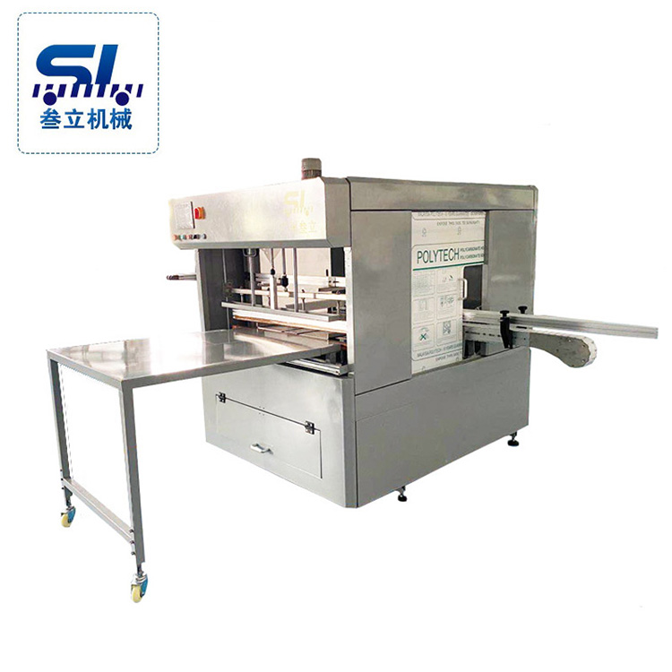 Custom High Quality Large Semi-automatic Luxury Packer Packing Machinery