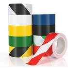 Tape Warning Pvc Marking Tape Safety Caution PVC Warning Flagging Tape Printed Custom PVC Colorful Floor Marking Tape