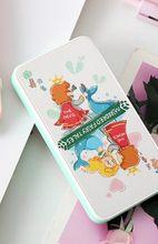 1 шт., Корректирующая лента Kawaii Angel Mermaid Rabbit, корейские Канцтовары, новинка, офисные детские школьные принадлежности(Китай)