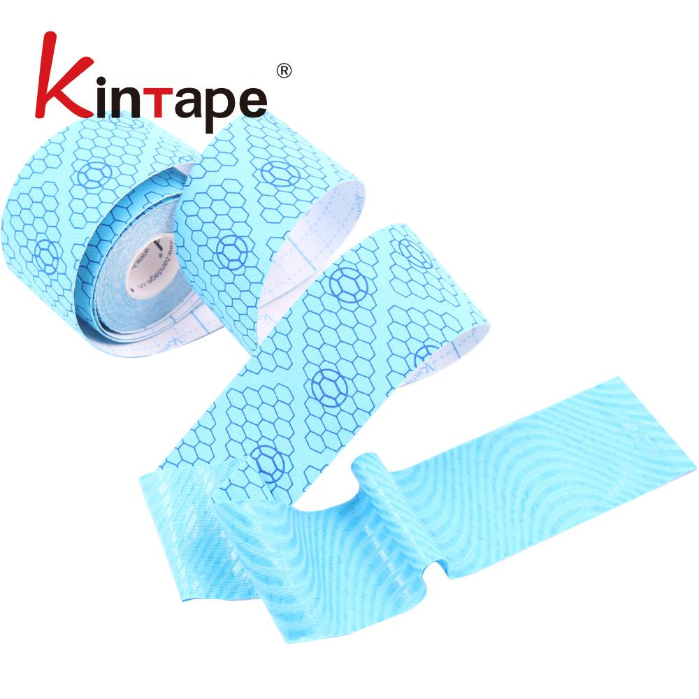 Кинезиологическая лента нового поколения для физиотерапии для облегчения боли и чувствительной кожи (kintape-2) -водонепроницаемая