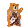 8*12cm Bear