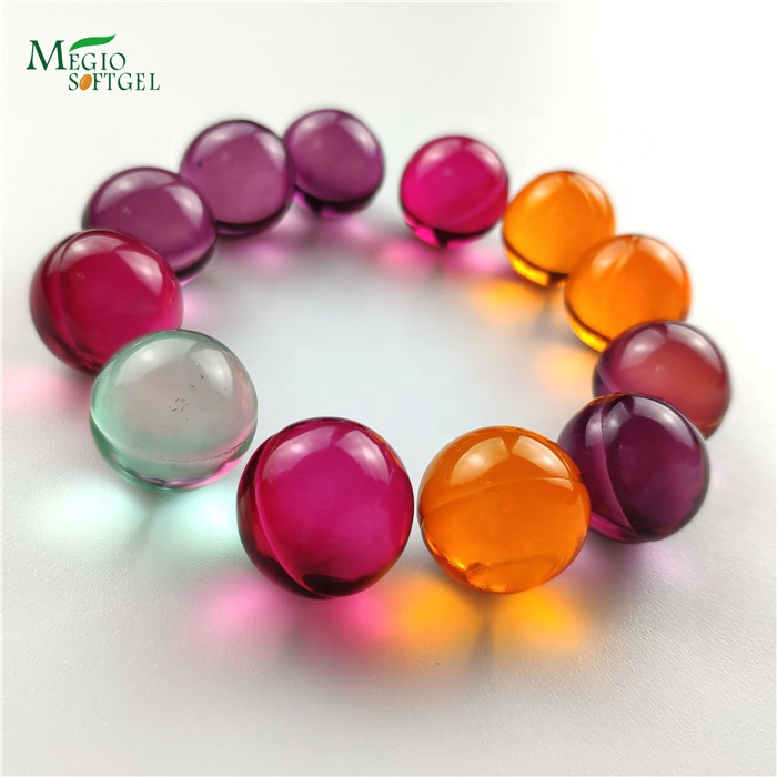 Quick delivery of round bath beads in bulk