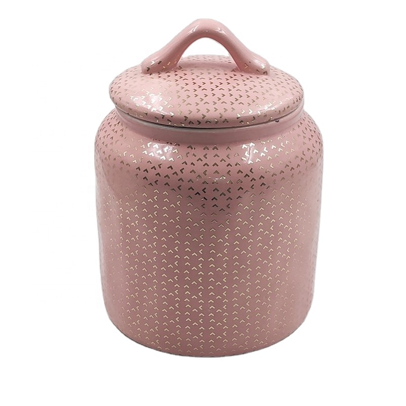 Made to Order LARGE Ceramic Jar Ceramic Jar with lid