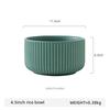 4.5inch green rice bowl
