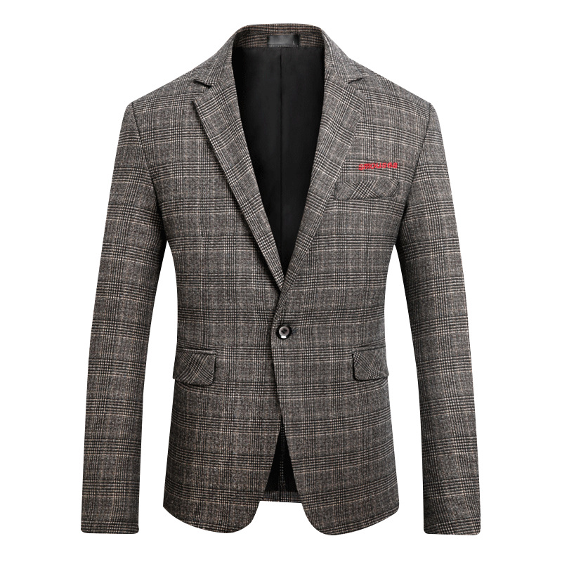 Custom Made 2020ชายคริสต์มาสของขวัญ Slim Fit Blazer