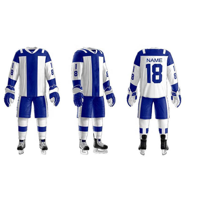 Сделанные на заказ Рождественские свитера для хоккея с шайбой, оптовая продажа, пустая хоккейная Джерси, набор для команды, Хоккейные Свитера