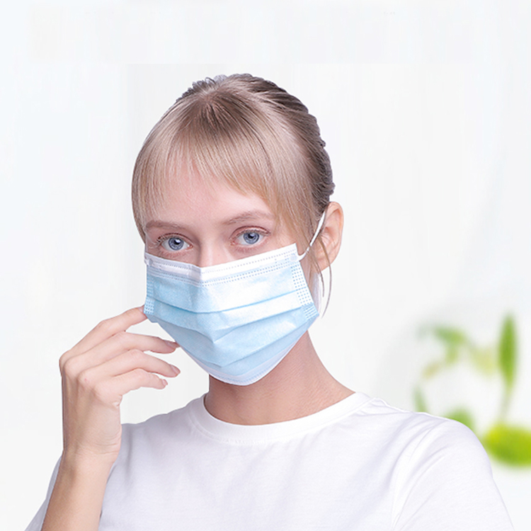 24 hour online In Stock EUA White List Disposable Dust Respirator 3 Layer KN95 GB/T32610 Face Mask - KingCare   KingCare.net