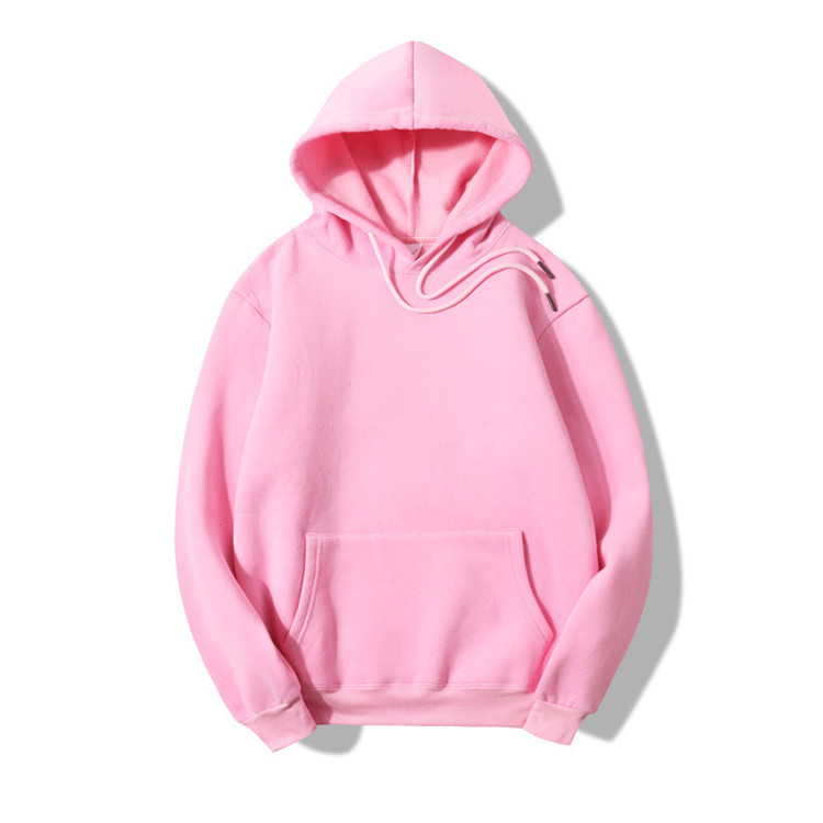 Оптовая продажа, флисовый свитер, модные повседневные толстовки с капюшоном и логотипом на заказ, мужские толстовки из 100% хлопка без рисунка